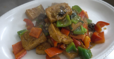 Friggere il Tofu