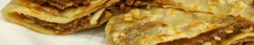 Focaccia Ripiena – 肉饼 Roubing
