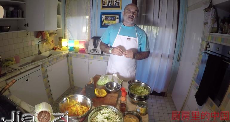 Preparare una cena cinese cinaincucina la cucina for Cena cinese