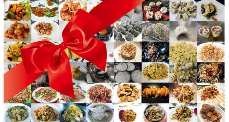 Corso di Cucina Cinese a Natale - CINAINCUCINA - La Cucina Cinese in ...