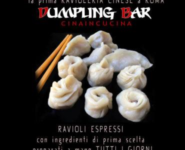 CINAINCUCINA – Dumpling Bar